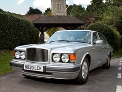 Navigate to Lot 328 - 1996 Bentley Brooklands