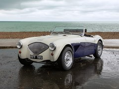 Navigate to Lot 132 - 1954 Austin-Healey 100/4-8
