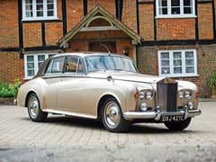 Navigate to Lot 198 - 1965 Rolls-Royce Silver Cloud III