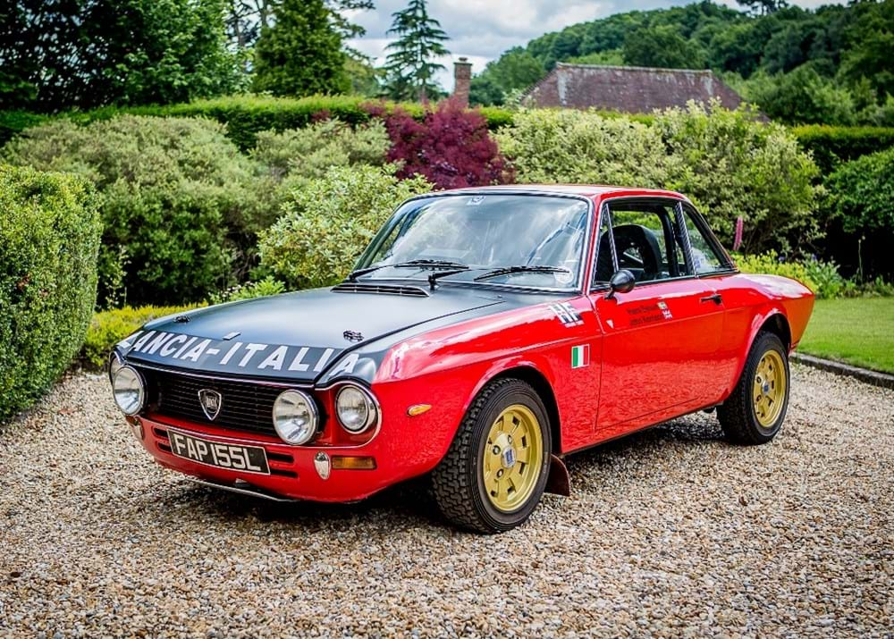 Ref 100 1972 Lancia Fulvia HF