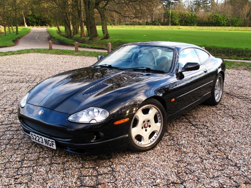 Lot 254 - 1998 Jaguar XKR Paramount Performance Donnington