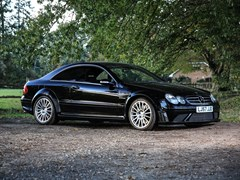Navigate to Lot 273 - 2008 Mercedes-Benz CLK63 AMG Black