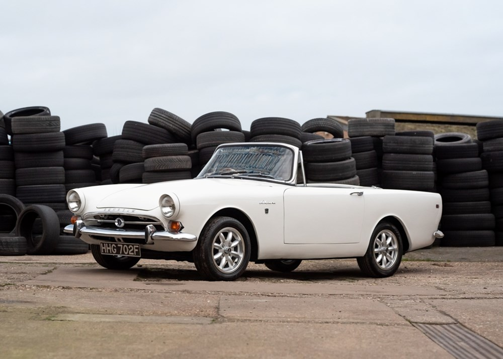 Lot 287 - 1968 Sunbeam Alpine Series V