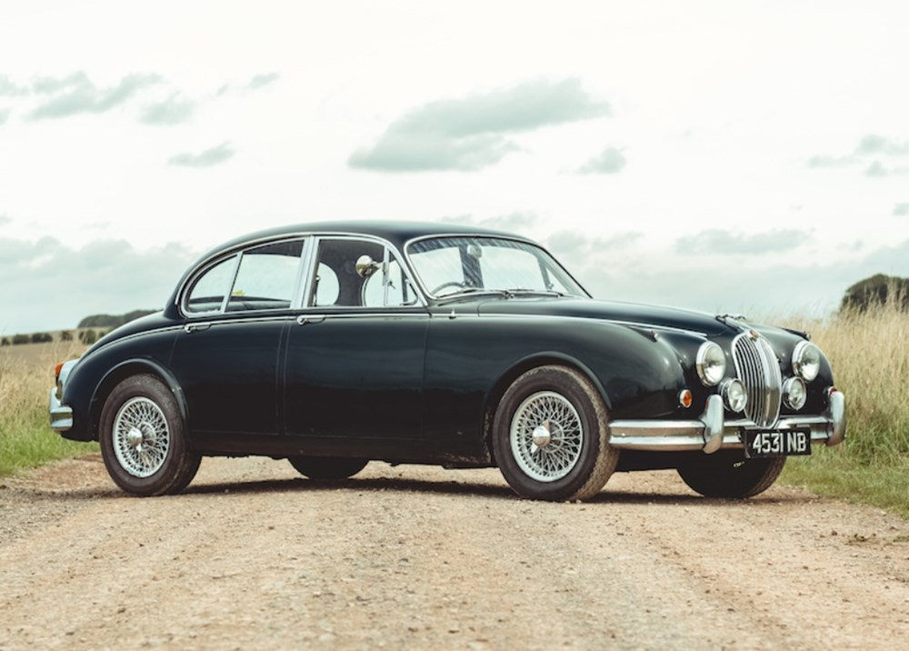 Lot 252 - 1960 Jaguar Mk. II (2.4 litre Man O/D)