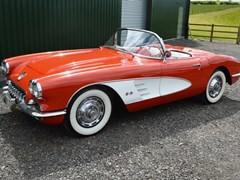 Navigate to Lot 225 - 1959 Chevrolet Corvette Roadster