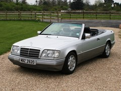 Navigate to Lot 110 - 1996 Mercedes-Benz E220 Convertible