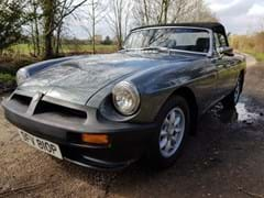 Navigate to Lot 239 - 1976 MG B  Roadster