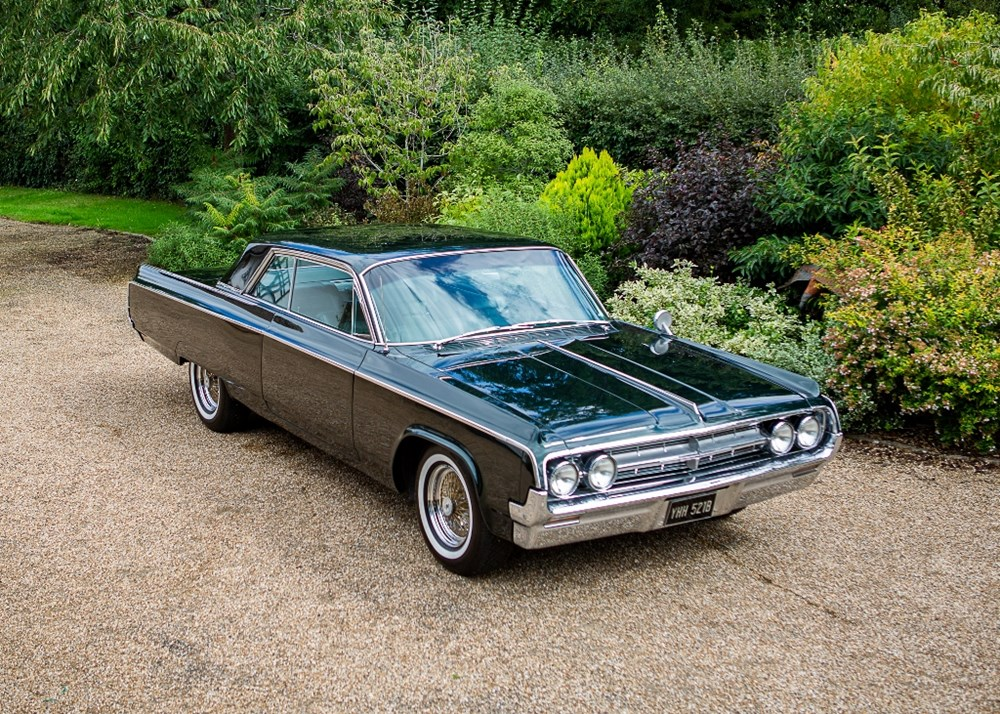 Lot 198 - 1964 Oldsmobile Ninety-Eight Custom Sports Coupé *WITHDRAWN*