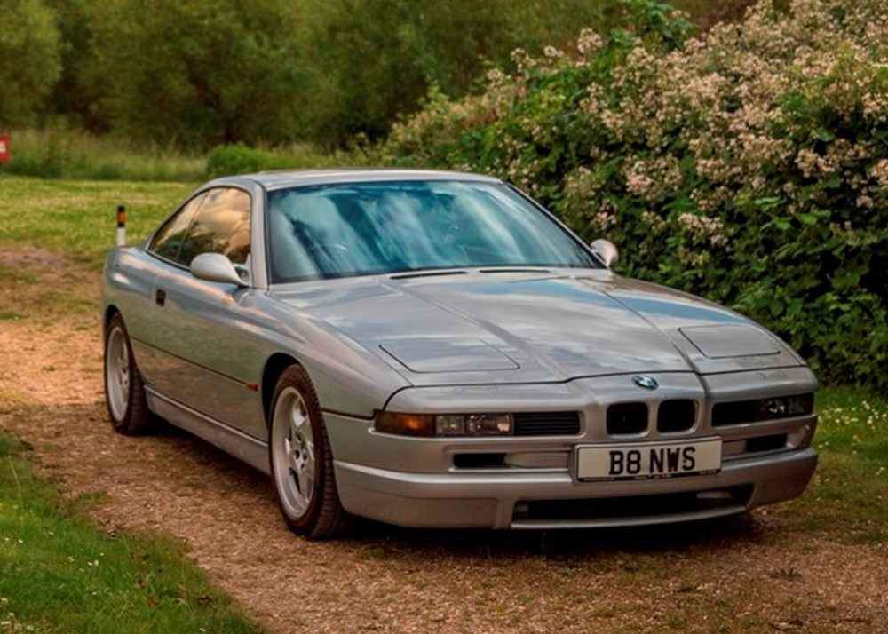 Lot 174 - 1996 BMW 850CSi