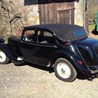 Ref 173 1953 Citroën Traction Avant Decouvrable JG -