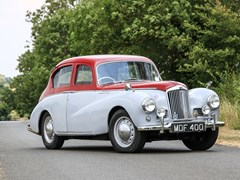 Navigate to Lot 261 - 1953 Sunbeam Talbot Mk. IIa
