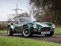 REF 21 1978 AC Cobra by Pilgrim