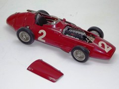 Navigate to 1/24 scale hand built models