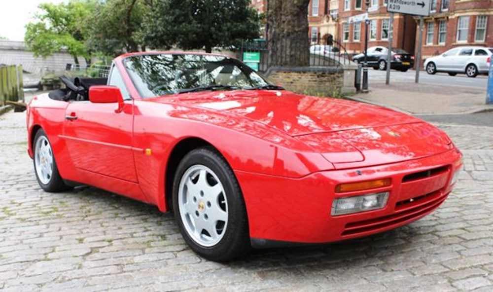Lot 323 - 1992 Porsche 944 S2 Cabriolet *WITHDRAWN*