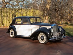 Navigate to Lot 178 - 1950 Bentley Mk. VI Standard Steel Saloon