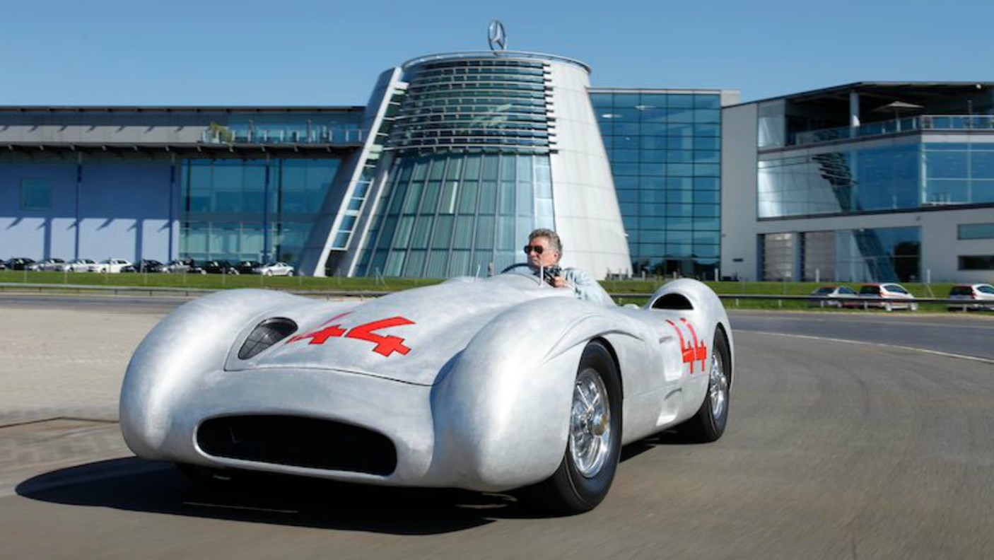 Mercedes-Benz World Call for entries