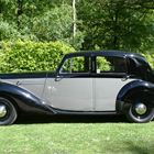 REF 166 1948 Bentley Mk. VI Saloon -