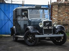 Navigate to Lot 196 - 1938 Morris Commercial 'G2SW' Super Six London Taxi