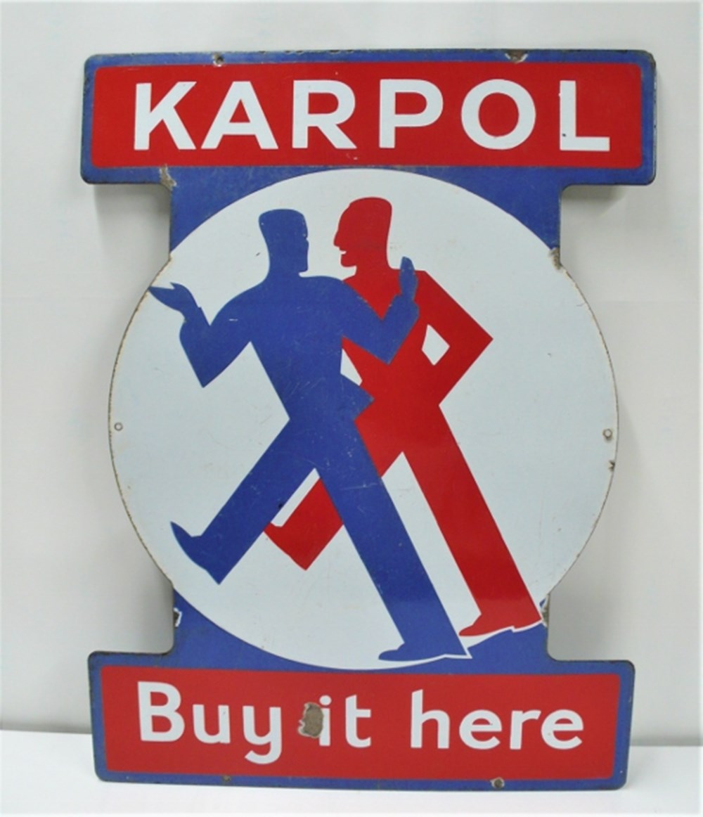 Lot 36 - Karpol sign.