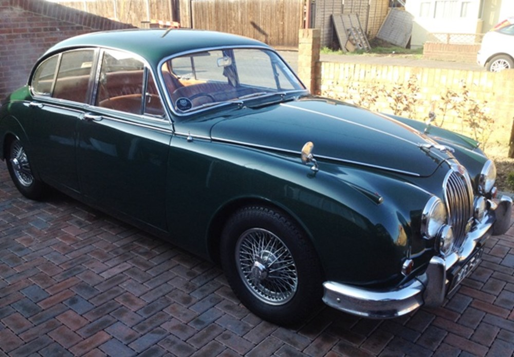 Lot 273 - 1963 Jaguar Mk. II Saloon
