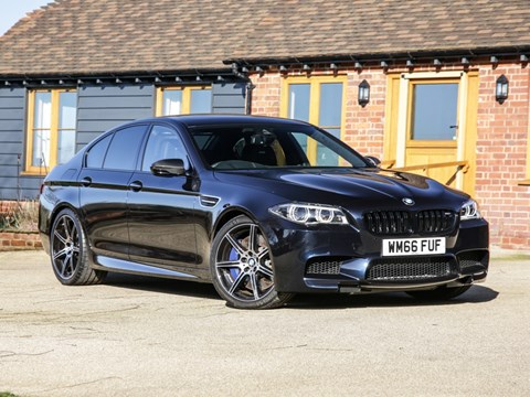 Ref 182 2016 BMW M5 Competition Edition MRP