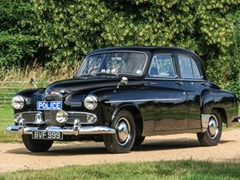 Navigate to Lot 256 - 1959 Humber Hawk Mk. IVa Police Car