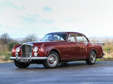 Ref 146 1960 Bentley S2 Continental Flying Spur