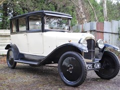 Navigate to Lot 306 - 1921 12883 Type A Saloon