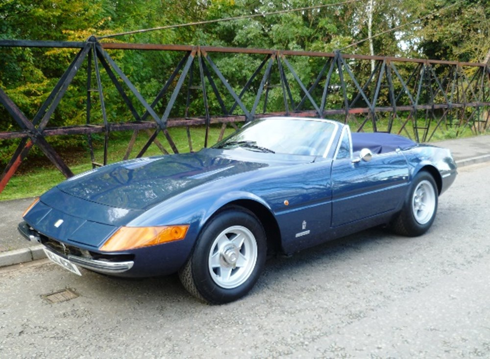 Lot 238 - 1974 Ferrari 365 Daytona Spider Recreation