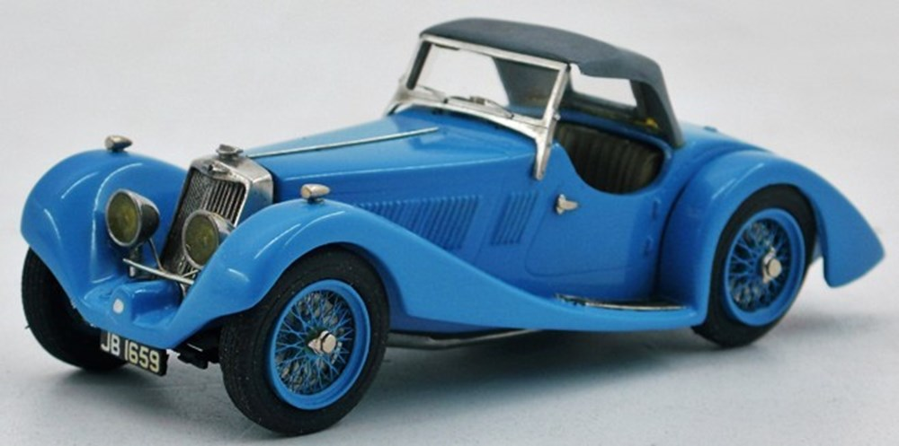 Lot 36 - A 1934 Squire model.