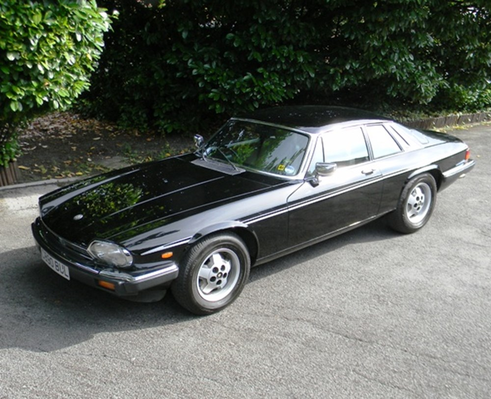 Lot 345 - 1985 Jaguar XJS V12 HE Coupé