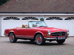 Navigate to Lot 154 - 1970 Mercedes-Benz 280 SL Pagoda