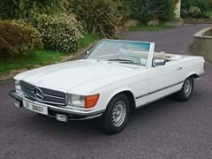 Navigate to Lot 226 - 1977 Mercedes-Benz 450SL Roadster
