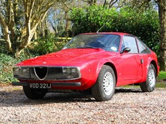 Navigate to Lot 119 - 1971 Alfa Romeo 1300 Junior Zagato