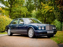 Navigate to Lot 220 - 2006 Bentley Arnage RL