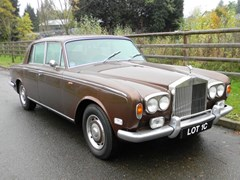 Navigate to Lot 219 - 1973 13051 Silver Shadow I