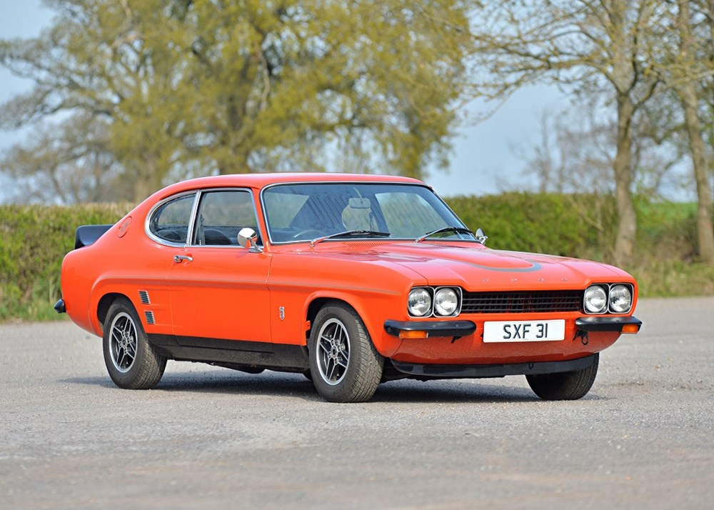 Ref 88 1974 Ford Capri Rs 3100