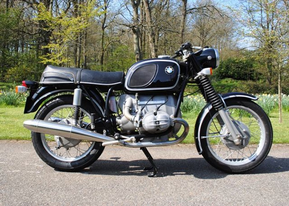 1971 bmw r60 5 specialist classic sports car auctioneers. Black Bedroom Furniture Sets. Home Design Ideas