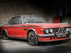 Navigate to Lot 143 - 1972 BMW 3.0 CSL Lightweight Coupé Restoration