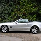 Ref 75 2003 Mercedes-Benz SL350 Roadster -
