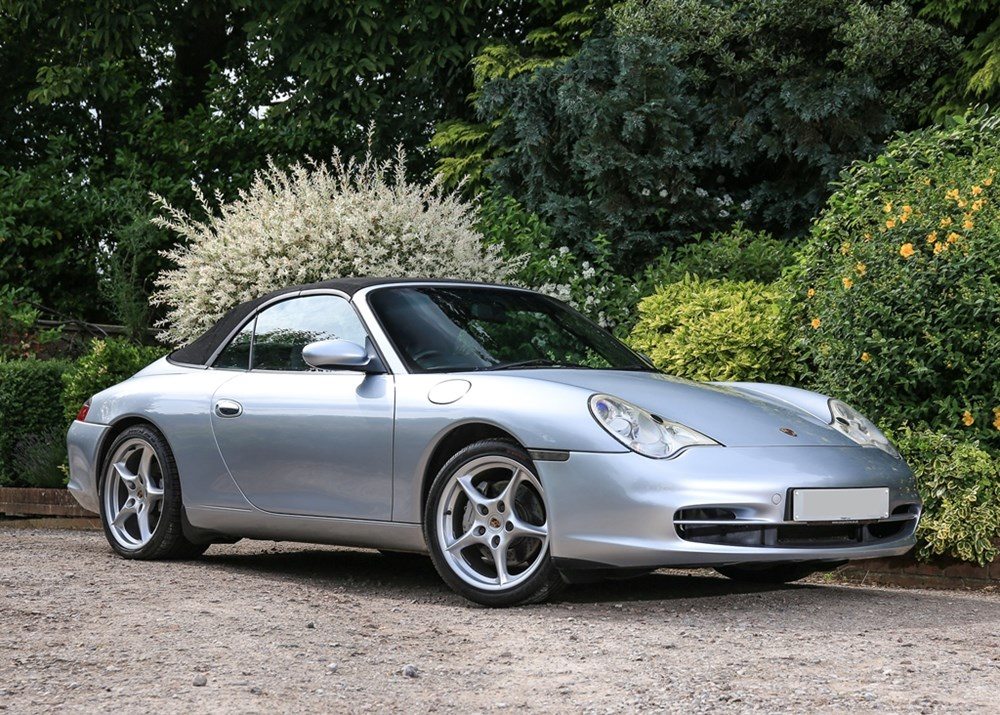 Lot 238 - 2002 Porsche 911 / 996 Carrera 4