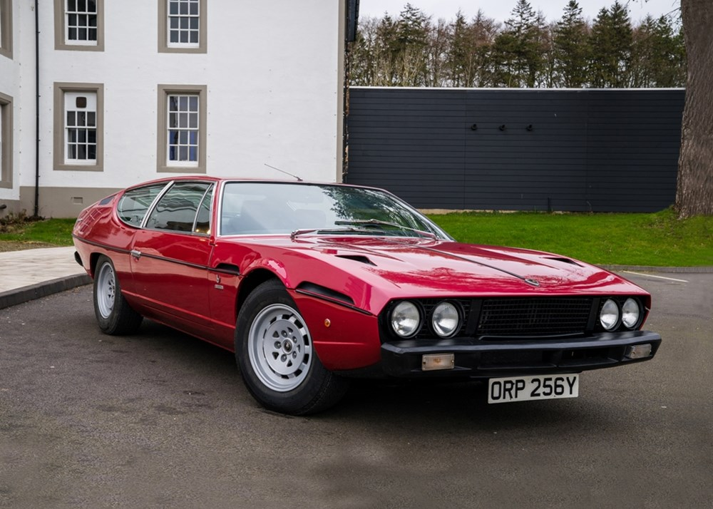 Lot 221 - 1983 Lamborghini Espada Series III