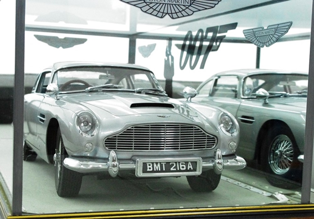 Lot 69 - Aston Martin DB5.