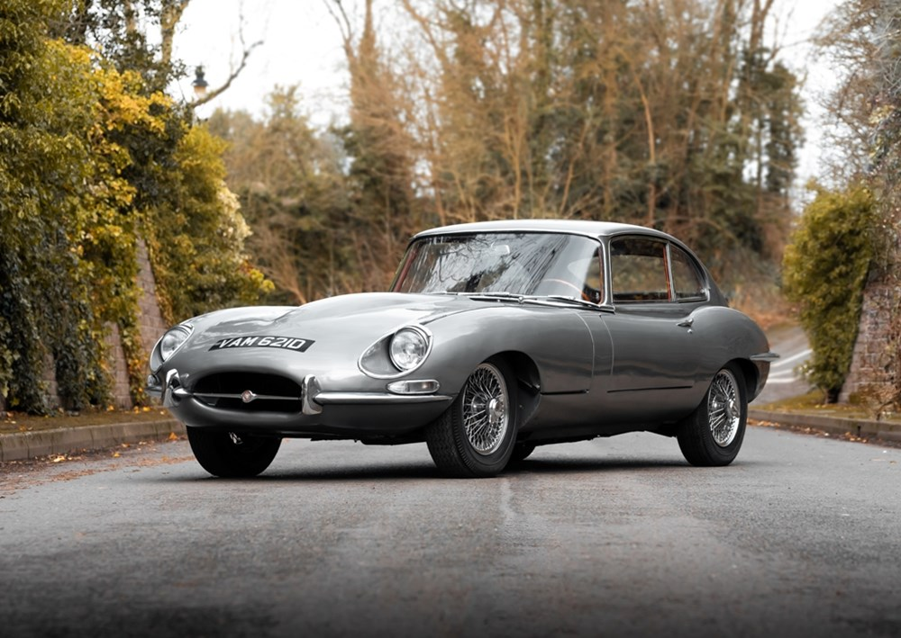 Lot 210 - 1966 Jaguar E-Type Series I '2+2' Coupé