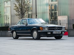 Navigate to Lot 207 - 1989 Mercedes-Benz 500 SL Roadster