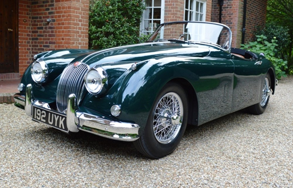 Lot 279 - 1958 Jaguar XK150S Roadster (3.4 litre)