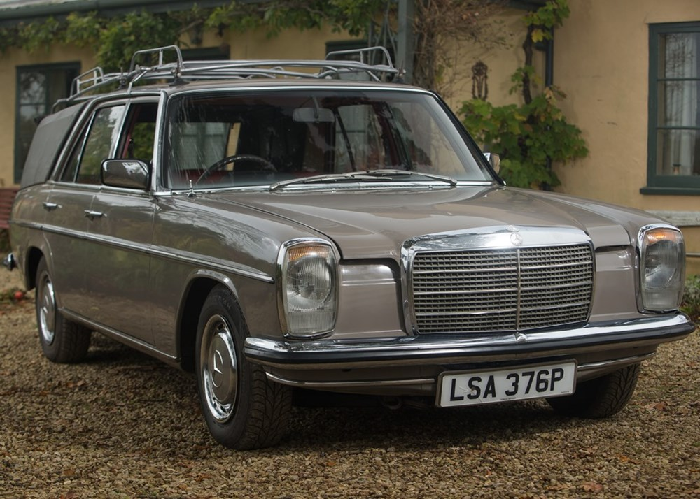 Ref 94 1976 mercedes benz 200d for 1976 mercedes benz for sale