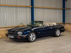 Navigate to Lot 222 - 1996 Jaguar XJS Celebration (4.0 litre)