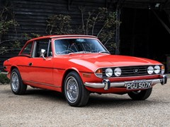Navigate to Lot 129 - 1972 Triumph Stag