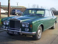Navigate to Lot 206 - 1971 Rolls-Royce Corniche Fixedhead Coupé